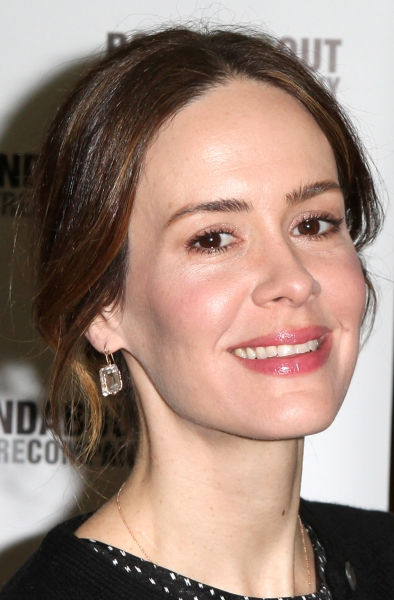 Sarah Paulson at TALLEY'S FOLLY Cast Meets the Press