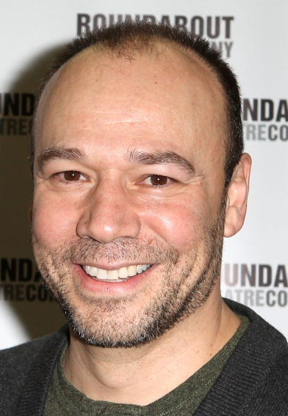 Danny Burstein at TALLEY'S FOLLY Cast Meets the Press