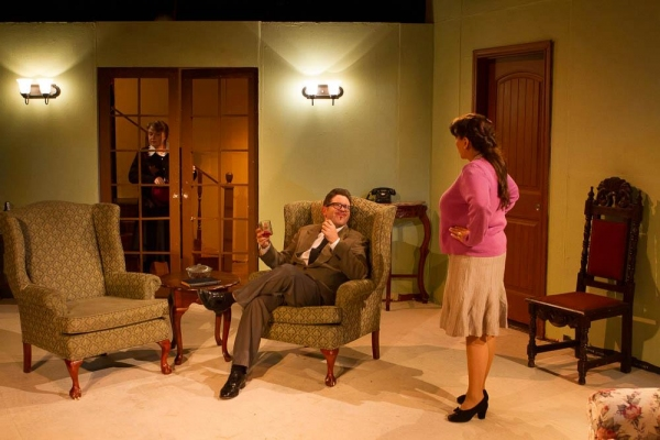 Photo Flash: First Look at Clear Creek Community Theatre's SPIDER'S WEB