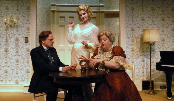 Photo Flash: Meet the Cast of BLITHE SPIRIT at Arvada Center, 1/18-2/17