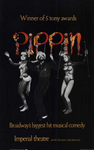 FLASH SPECIAL: Magic To Do! PIPPIN Prepares For First Broadway Revival