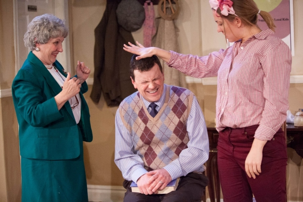 Photo Flash: First Look at Miners Alley Playhouse's MRS. MANNERLY, Opening Tonight