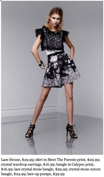 Photo Coverage: The Prabal Gurung x Target Lookbook