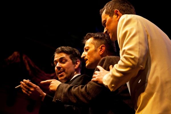 Photo Flash: Extempore Theatre's 2013 London Improvathon at Hoxton Hall