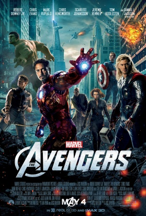 THE AVENGERS is 2012's Highest-Earning Movie Worldwide