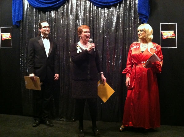 Best in a Play (Resident Non-Equity) Michelle McKenzie-Voigt - Sordid Lives - Ludicrous Theatre Company