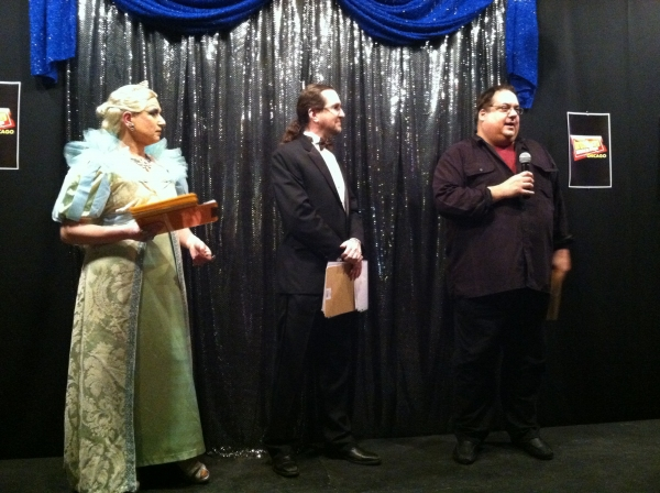 Best Costume Design (Resident Non-Equity) John Nasca - Reefer Madness - Circle Theatre