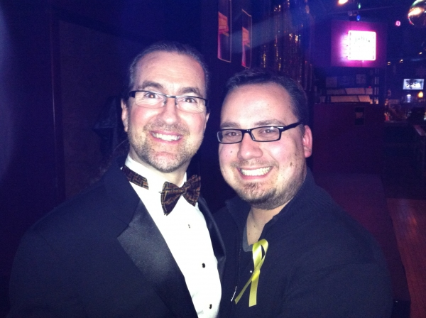BroadwayWorld's Paul W. Thompson and M. William Panek