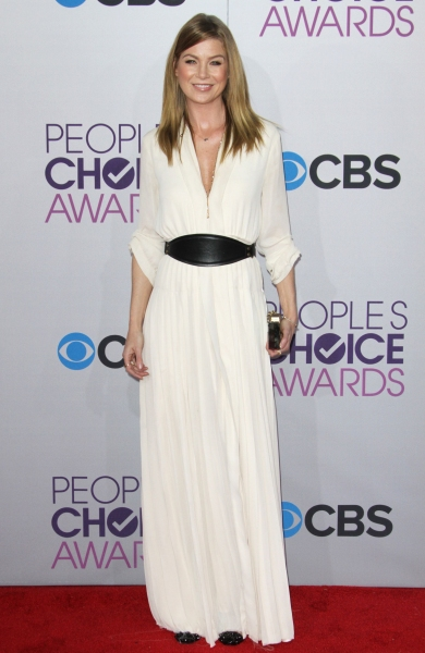Fashion Photo of the Day 1/12/13 - Ellen Pompeo