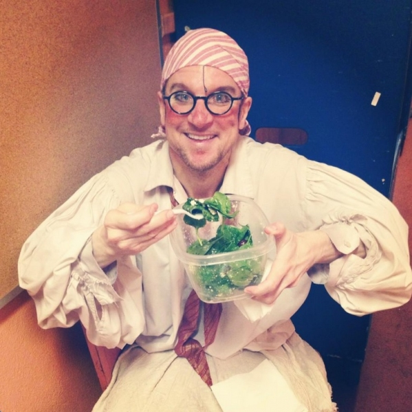 Photo Flash: Saturday Intermission Pics, Jan 12 - NICE WORK Marks 300th Performance, #SIP Heads to Holland and More!