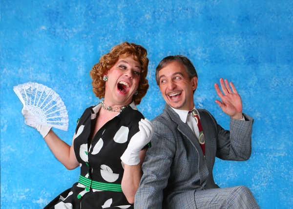 Photos: First Look at Rob Duval, Paul Mitri and More in DHT's LEADING LADIES