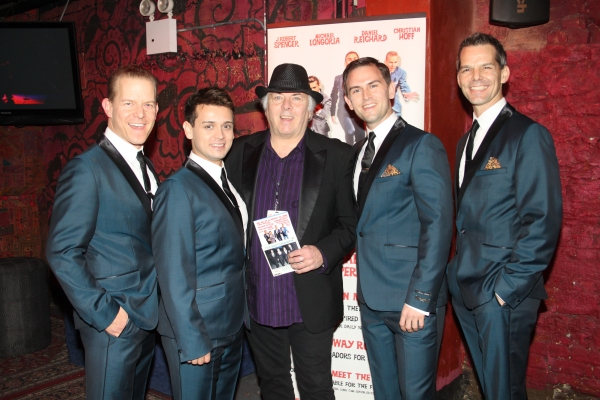 Photo Coverage: Midtown Men Play Gramercy Theatre!
