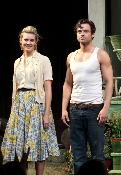 Maggie Grace, Sebastian Stan