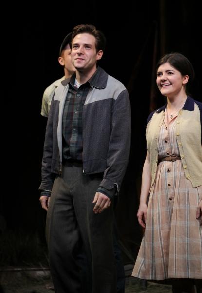 Ben Rappaport & Madeleine Martin