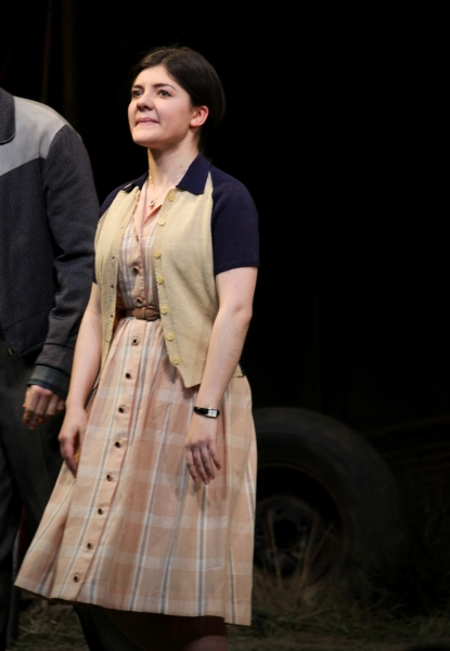 Madeleine Martin at Inside PICNIC's Opening Night Curtain Call!
