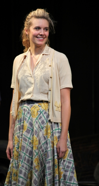 Maggie Grace at Inside PICNIC's Opening Night Curtain Call!