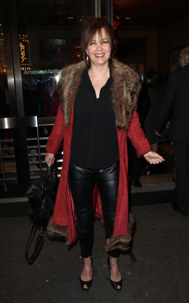 Margaret Colin  at PICNIC's Opening Night Theatre Arrivals