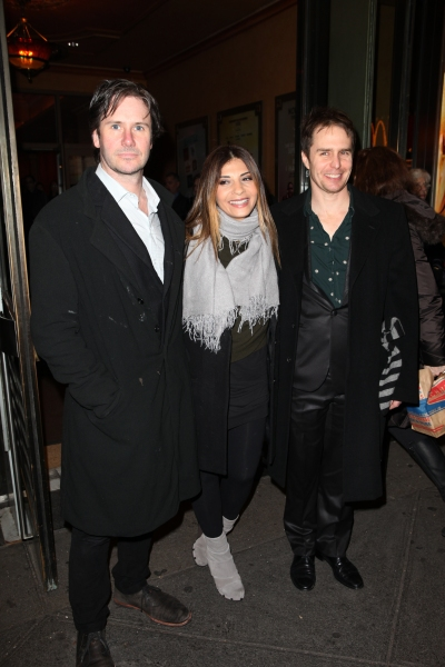 Josh Hamilton, Callie Thorne, Sam Rockwell
