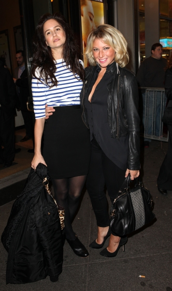 Katherine Waterston & Ari Graynor