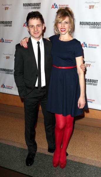 Chris Perfetti & Maddie Corman