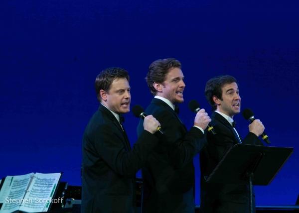 Michael Marcotte, Jason Daniely, Ross Bennoliel Photo