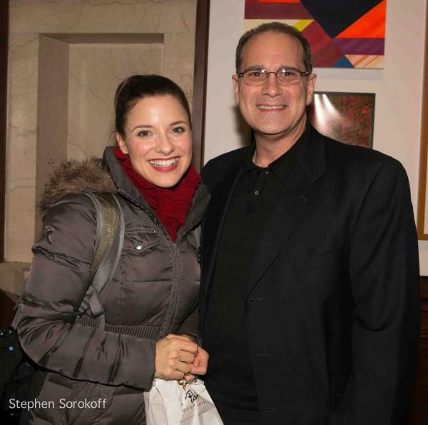 Jenn Gambatese & Dan Shaheen