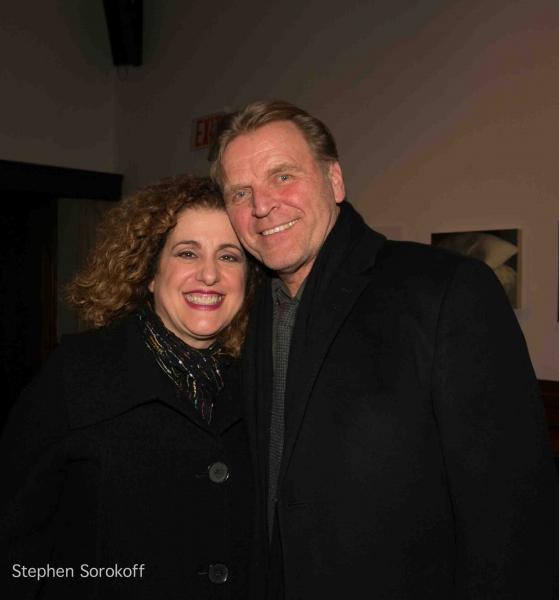 Mary Testa & David Rasche