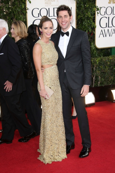 Photo Flash: Stars Shine on GOLDEN GLOBE Red Carpet!