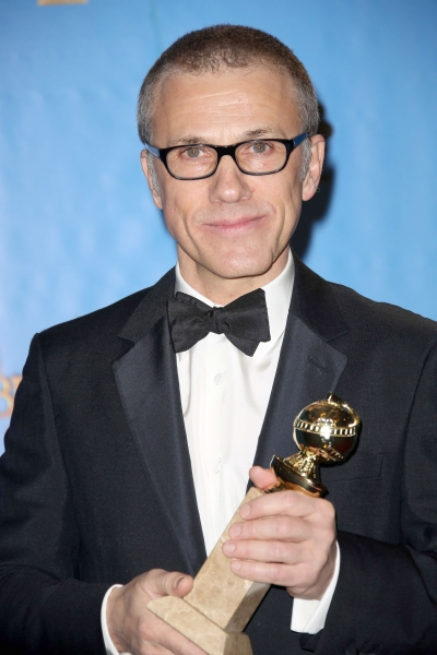 Photo Flash: GOLDEN GLOBE Winners Meet the Press!