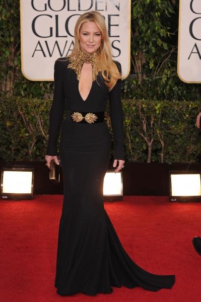 Kate Hudson (Wearing Alexander McQueen)