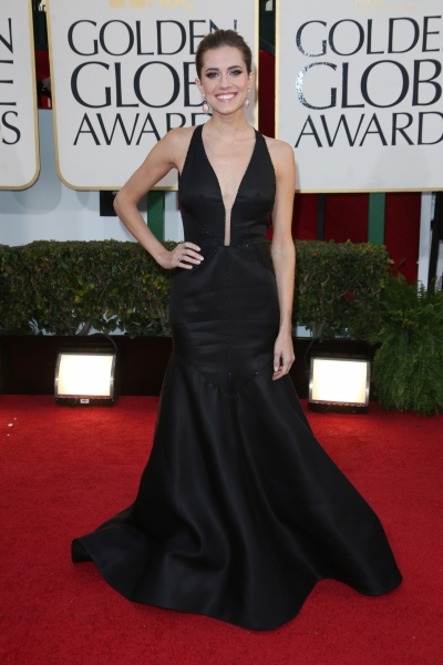 Photo Coverage: Golden Globes Red Carpet