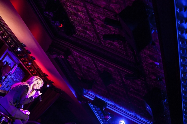 Photo Flash: Morgan James Plays 54 Below