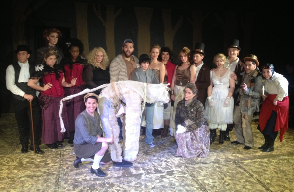 BWW Reviews: Bayou City Theatrics' INTO THE WOODS Puts a Fantastic, Fresh, and Intimate Spin on a Classic