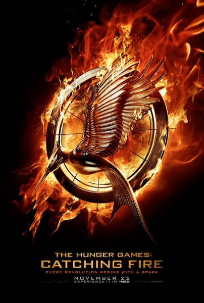 Photo Flash: New Teaser Poster for THE HUNGER GAMES: CATCHING FIRE