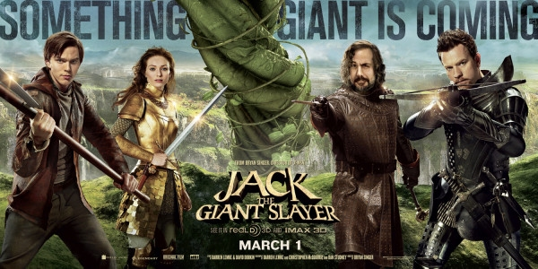 Photo Flash: New Poster for New Line's JACK THE GIANT SLAYER
