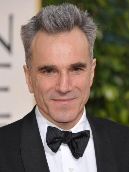 Daniel Day-Lewis at More Stars at the Golden Globe Red Carpet