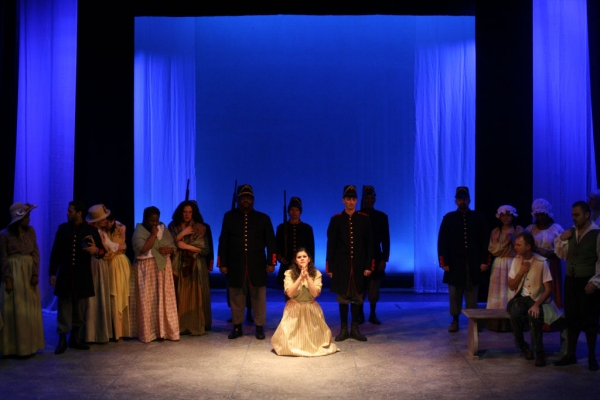 Photo Flash: First Look at Rossini's LA GAZZA LADRA