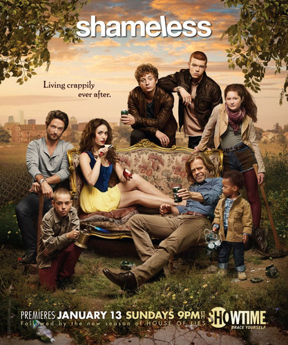 SHAMELESS, HOUSE OF LIES, & CALIFORNICATION Return with Series Highs on Showtime