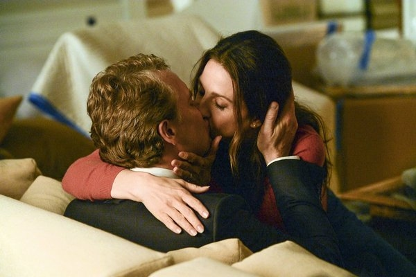 Tate Donovan, Marin Hinkle at Next Week's All New Episode of DECEPTION