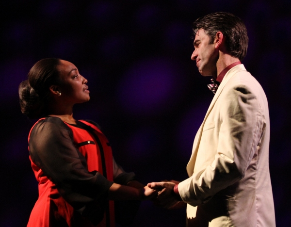 Photo Flash: First Look at UnsungMusicalsCo's THE FIG LEAVES ARE FALLING