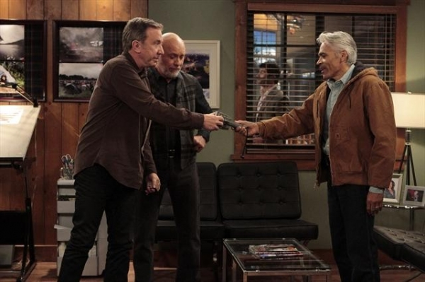 Photo Flash: This Friday's All New Episode of LAST MAN STANDING