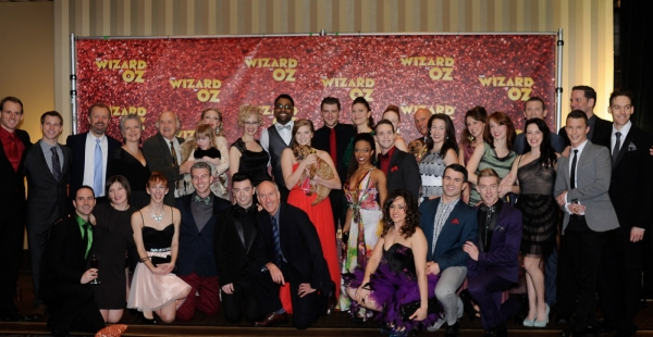 Photo Coverage: THE WIZARD OF OZ Opening Night Gala