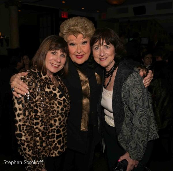 Sandi Durell, Marilyn Maye, Magda Katz