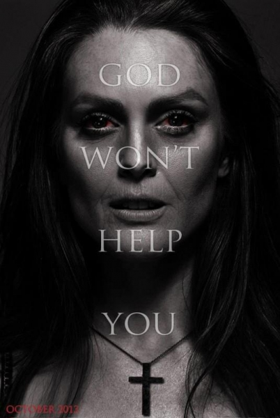 Photo Flash: First Look - Julianne Moore in Poster for CARRIE
