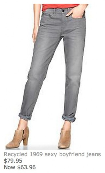 Daily Deal 1/15/13: Gap Denim