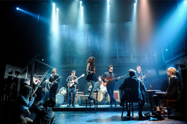 Photo Flash: First Look at Nick Blood, Andrew Knott and More in US Premiere of BACKBEAT