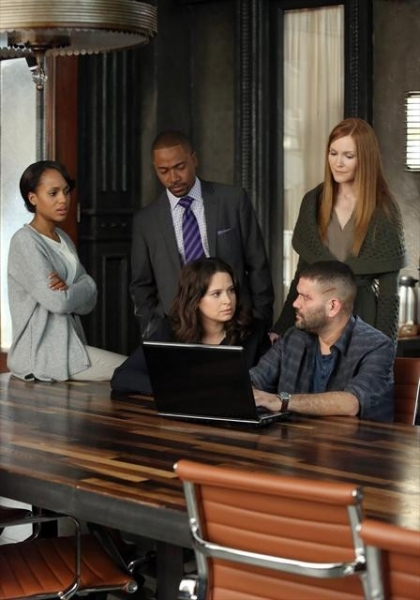 KERRY WASHINGTON, COLUMBUS SHORT, KATIE LOWES, GUILLERMO DIAZ, DARBY STANCHFIELD