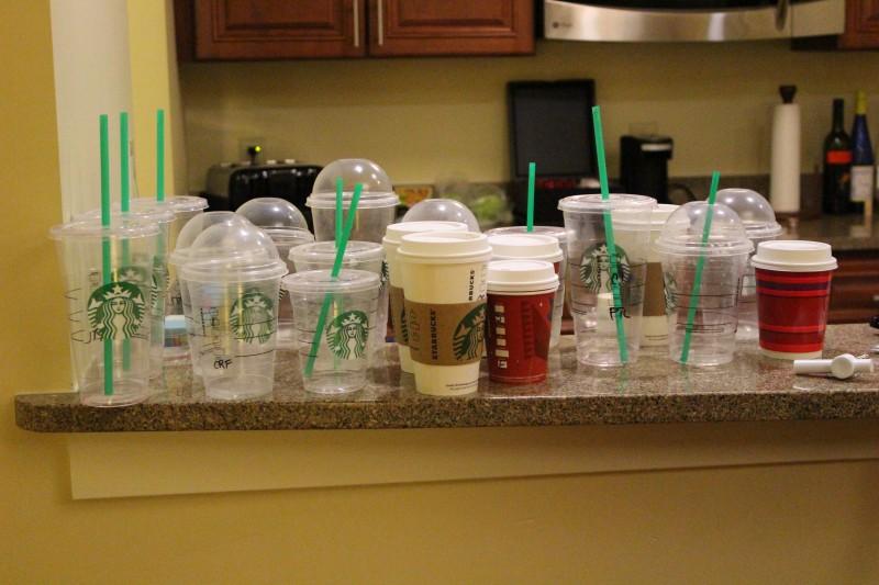 Starbucks Day 2