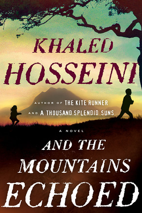 Khaled Hosseini Reveals Cover for New Novel, AND THE MOUNTAINS ECHOED