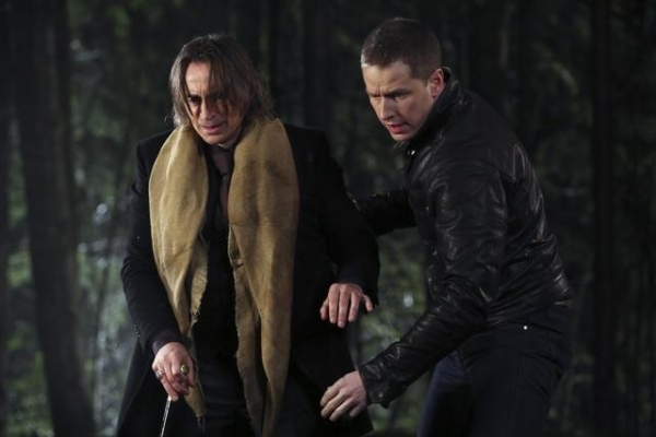 Photo Flash: ONCE UPON A TIME's 'In the Name of the Brother,' Airing 1/20